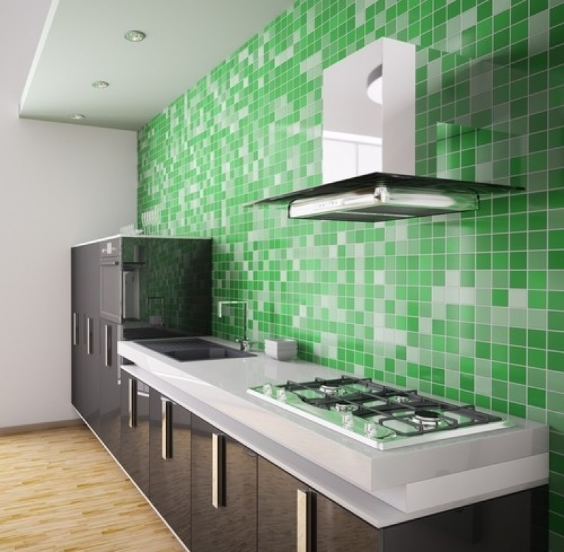 Cozinha sob Medida em L em Guarulhos no Capelinha - Cozinha Americana sob Medida