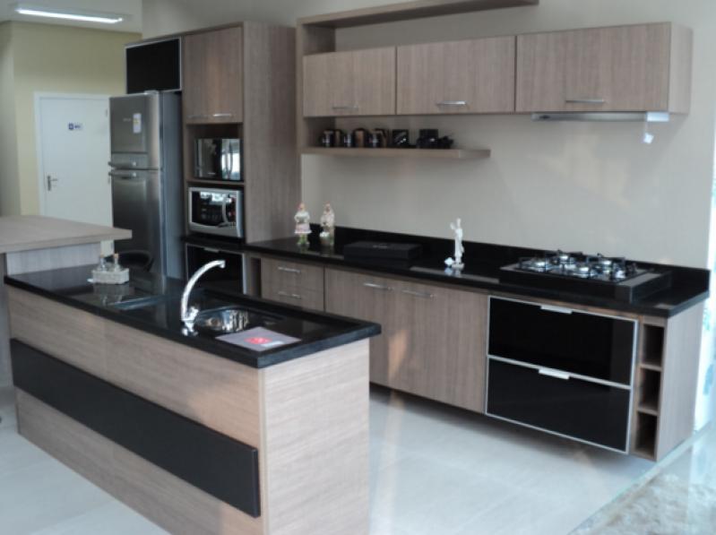 Cozinha sob Medida Granito na Vila Prudente - Cozinha sob Medida para Espaço Pequeno