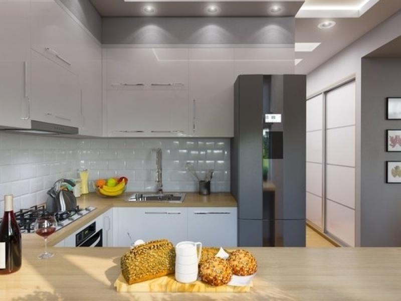 Cozinha sob Medida para Apartamento Pequeno na Picanço - Cozinha sob Medida para Espaço Pequeno
