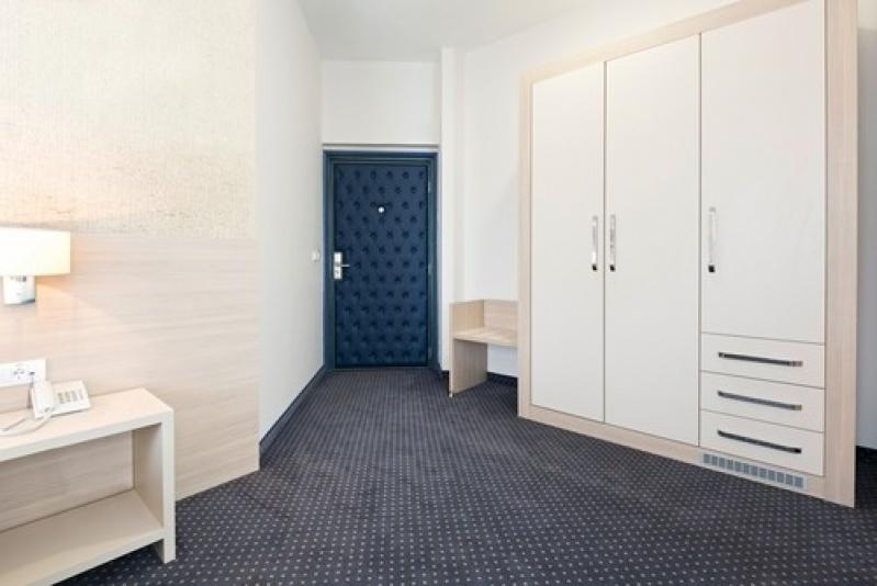 Dormitório Planejado Pequeno de Casal Preço no Morro Grande - Dormitório Planejado de Solteiro