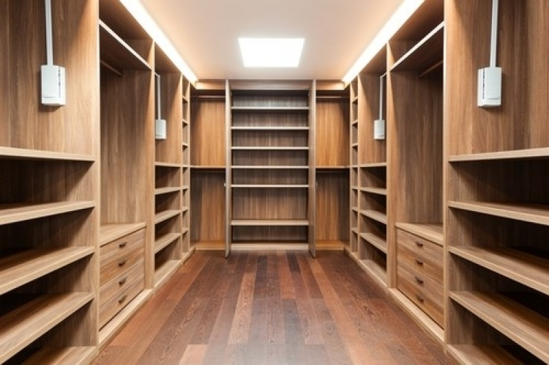 Orçamento de Closet para Apartamento Pequeno na Sadokim - Closet para Casal