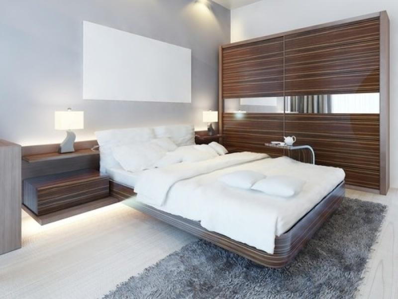 Orçamento de Dormitório Planejado de Casal Pequeno na Bonsucesso - Dormitório Planejado para Apto Pequeno
