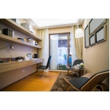 ambiente planejado para quarto de casal Cidade Patriarca