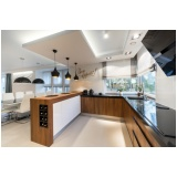 cozinha e área de serviço planejada Cocaia