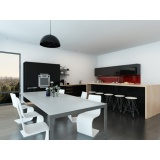 cozinha planejada preço Anália Franco