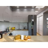 cozinha sob medida para apartamento pequeno na Vila Gustavo