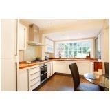 cozinha e área de serviço planejada