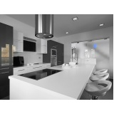 cozinhas planejadas para apartamentos pequenos no Pimentas