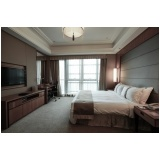 dormitório planejado de casal pequeno em guarulhos na Cidade Patriarca