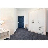 dormitório planejado pequeno de casal preço no Parque Continental