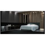 dormitórios planejados de casal para apartamentos no Morros