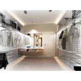 loja de móveis planejados closet em Santana