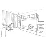 mobiliários sob medida para dormitórios Bela Vista