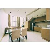 mobiliários sob medida para sala de jantar Vila Medeiros