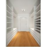 orçamento de closet para apartamento na Vila Prudente