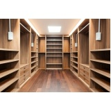 orçamento de closet quarto na CECAP