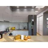 orçamento de cozinha planejada com cooktop na Bosque Maia