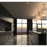 orçamento de cozinha planejada para apartamento pequeno Bela Vista