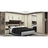 orçamento de dormitório planejado de casal para apartamento no Parque Continental