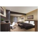quarto planejado de casal para apartamento em guarulhos na Torres Tibagy